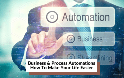 Business And Process Automations – How Bots and Zaps Make Your Life Easier
