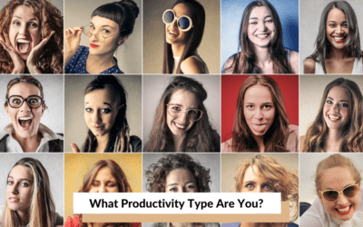 What Productivity Type Are You?