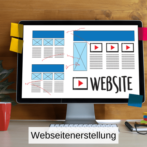 Website-Erstellung