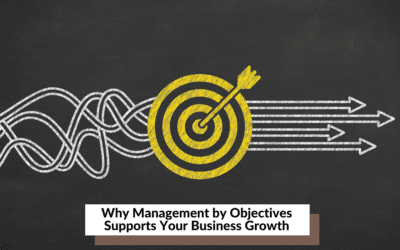 Why Management by Objectives Supports Your Business Growth