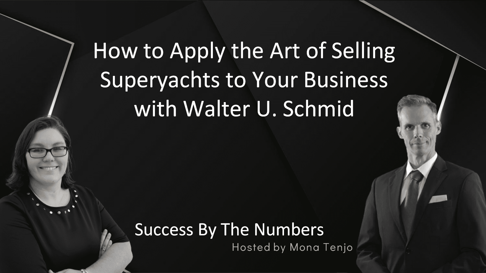 How to Apply the Art of Selling Superyachts to your Business with Walter U. Schmid